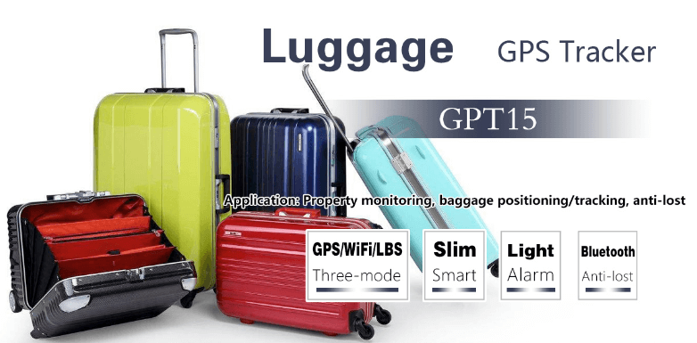 luggage gps tracker gpt15