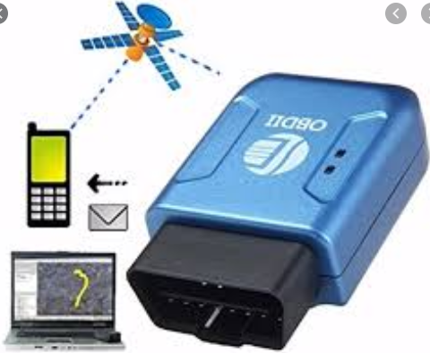 plug and play GPS tracker