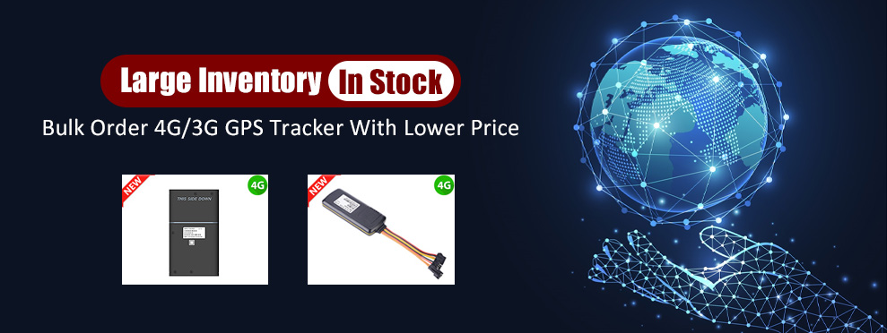 4G GPS tracker Long battery life GPT49