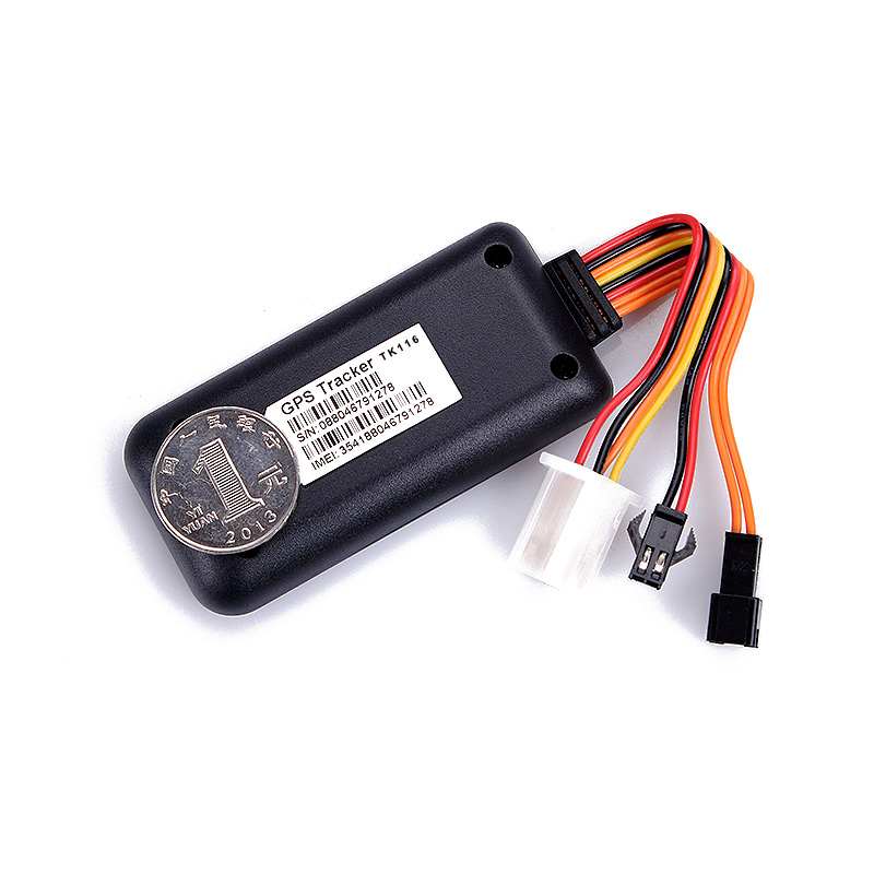 45g 4G Mini Hidden GPS Tracker For Vehicle  TK116