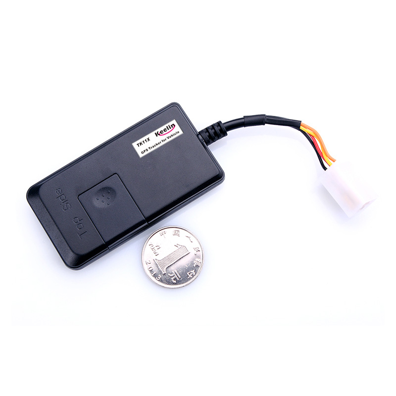 2G Wired GPS vehicle tracker TK115