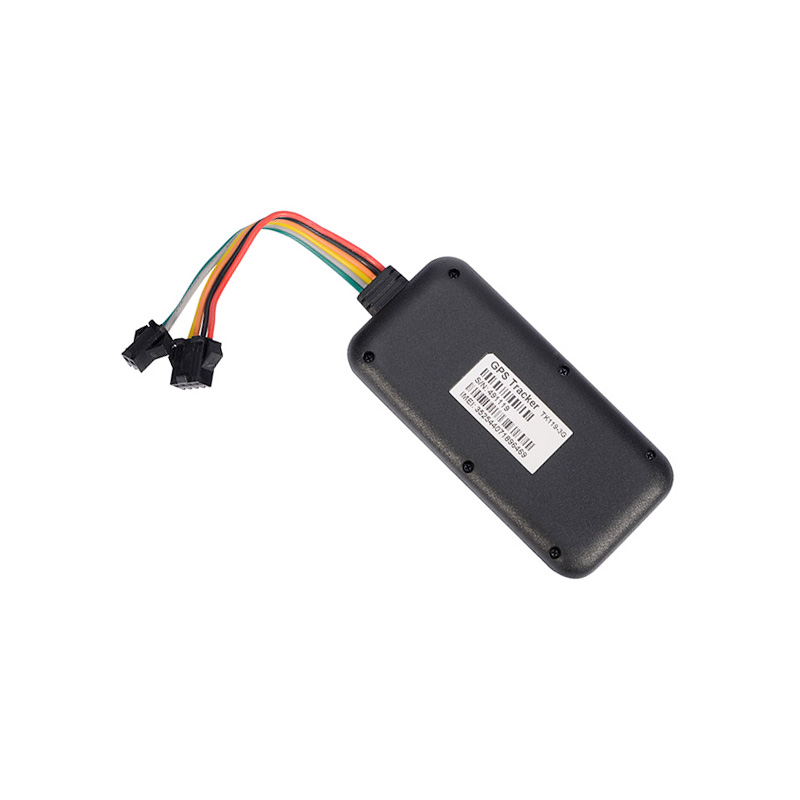3G WCDMA Waterproof Vehicle GPS Tracker TK119-3G